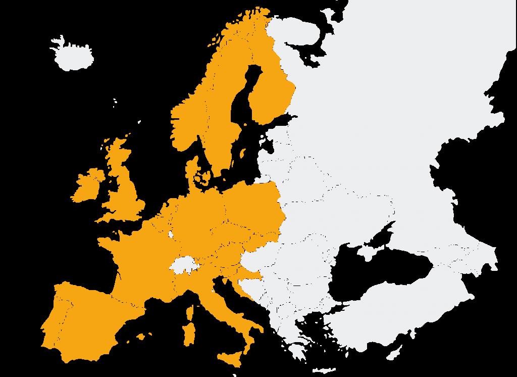 MFA Verein EFNMS Mitgliedsländer Europa