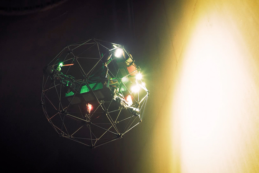 AEROVISION Drohnen Inspektion