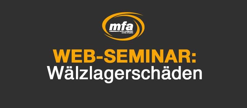 Web-Seminar MFA, NTN-SNR und MFA-Mitglied Haberkorn