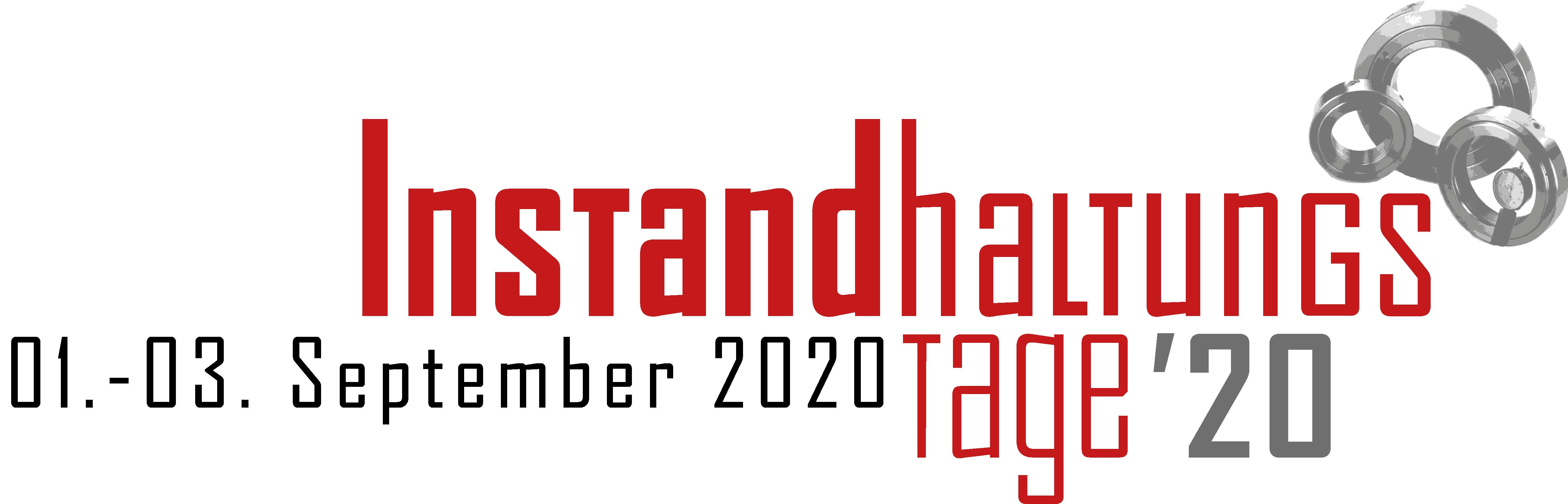 instandhaltungstage 2020 logo
