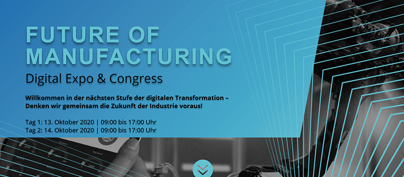 MFA Blog FUTURE OF MANUFACTURING WEKA Digital Expo & Congress