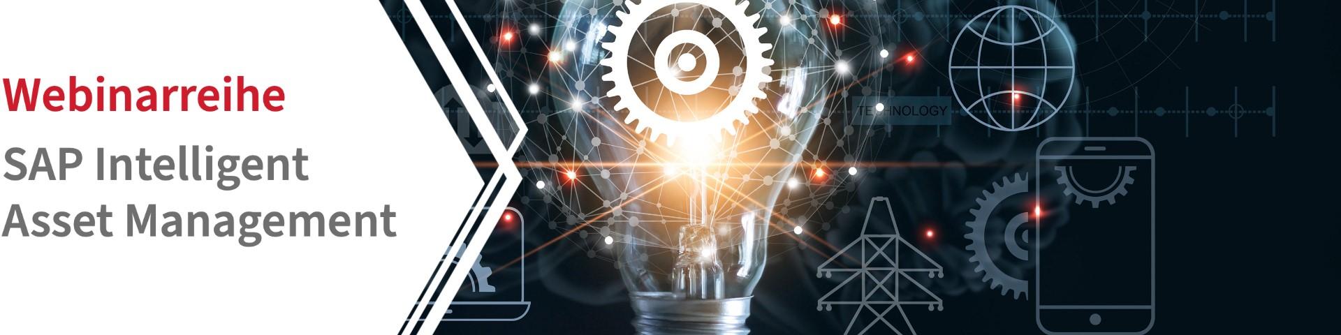 Webinarreihe SAP Intelligent Asset Management; Orianda Solutions AG