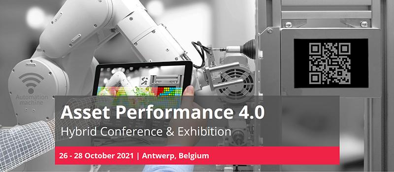 MFA Veranstaltung: Asset Performance 4.0 - 2021