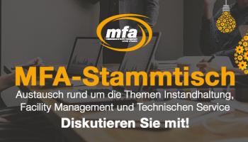 MFA Stammtisch Online