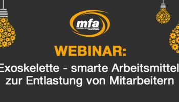 MFA-Webinar - Exoskelette