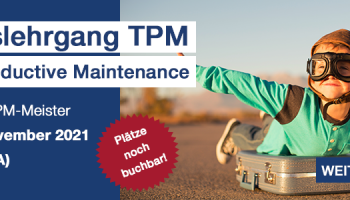 lehrgang total productive maintenance